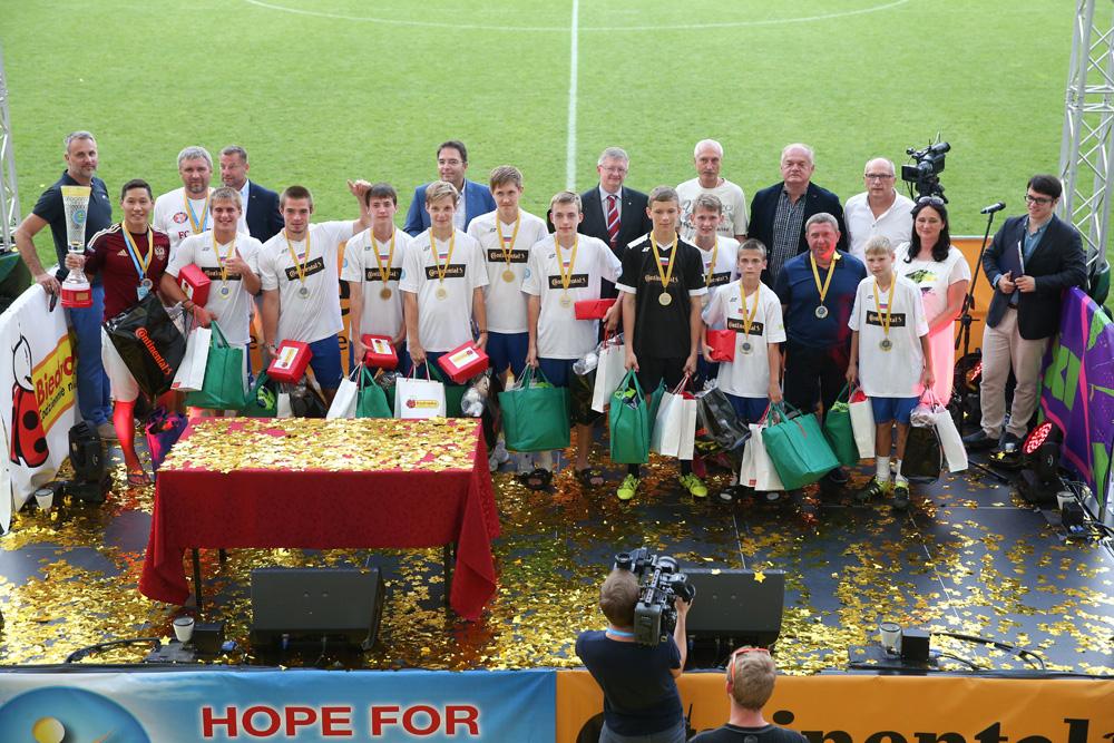 IV Mistrzostwa Świata Dzieci z Domów Dziecka w Piłce Nożnej za nami