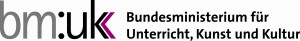 Logo BMUKK (Austrian Federal Ministry for Education, Arts and Culture) 3
