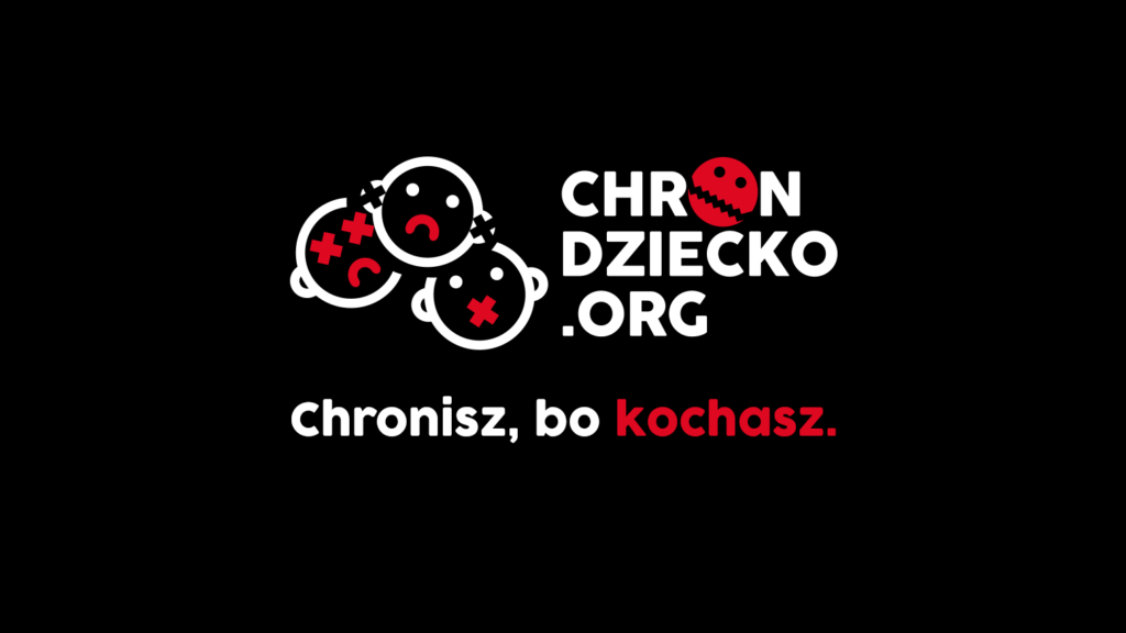Logo Chroń Dziecko